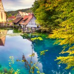 Blautopf Blaubeuren, Bayern