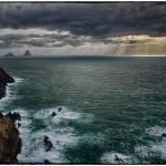 Cliffs und Skelligs, Irland